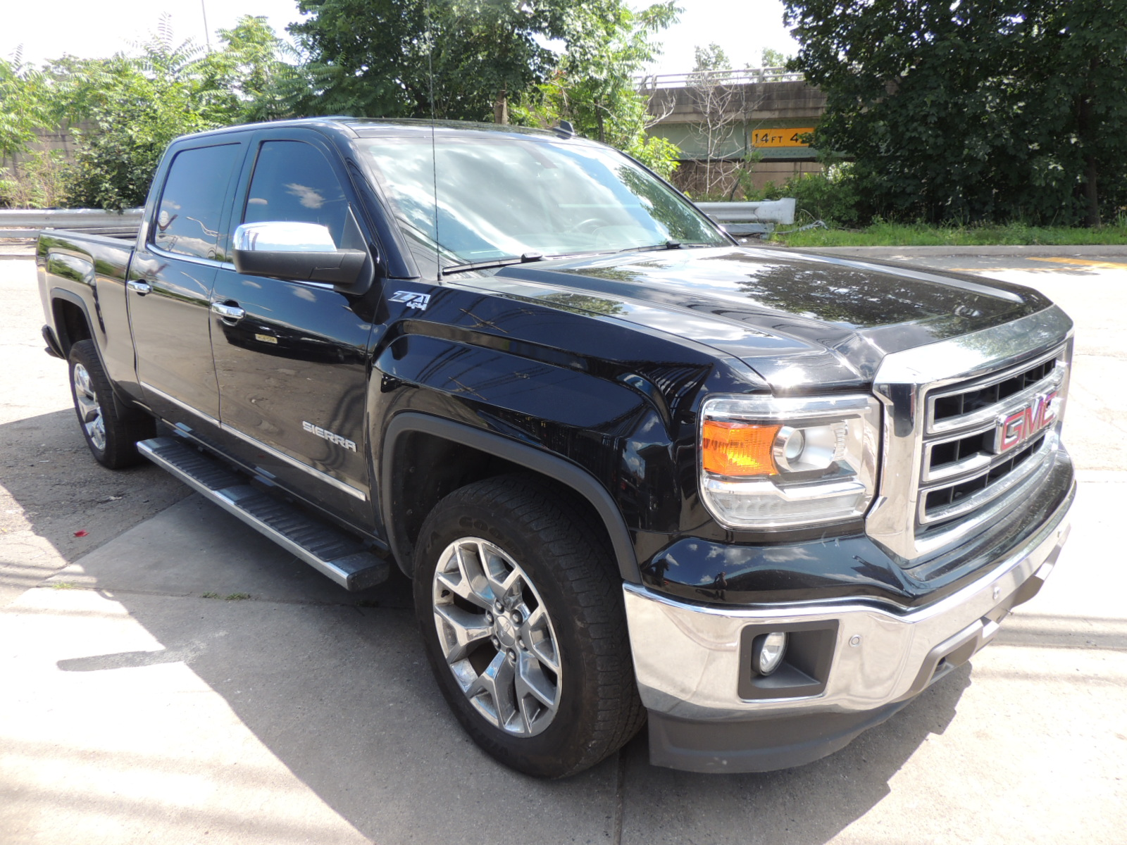 Salvage Rebuildable Repairables GMC SIERRA for Sale